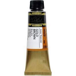 Mijello Акварель Mission Gold цвет W529 Золотисто-коричневый 15 мл MWC-W529