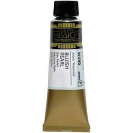 Mijello Акварель Mission Gold цвет W595 голубоватая жемчужина 15 мл MWC-W595