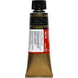 Mijello Акварель Mission Gold цвет W574 Красная темный перманентный 15 мл MWC-W574