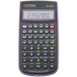 Citizen Инженерный калькулятор SR-260N цвет фиолетовый