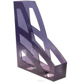 Стамм Лоток для бумаг вертикальный Лидер цвет серый