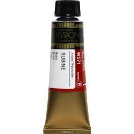 Mijello Акварель Mission Gold цвет W571 Рубиновый 15 мл MWC-W571 Краски