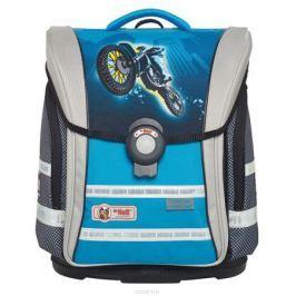 McNeill Ранец школьный Ergo Light Compact Велогонщик