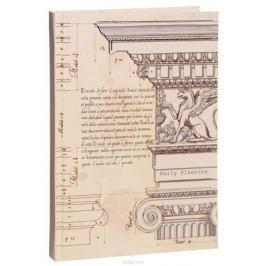 Listoff Записная книжка Архитектурный мотив 100 листов в клетку