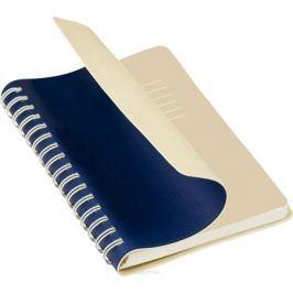 Portobello Trend Ежедневник недатированный Vista 128 листов цвет синий бежевый