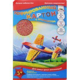 Апплика Гофрированный картон для хобби и рукоделия Самолет