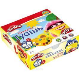 Play-Doh Краски гуашевые 9 цветов
