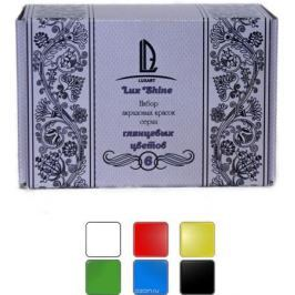 Luxart Набор красок LuxSet Shine 6 цветов 20 мл