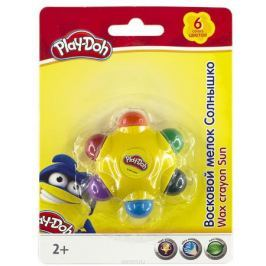 Набор восковых мелков Play-Doh