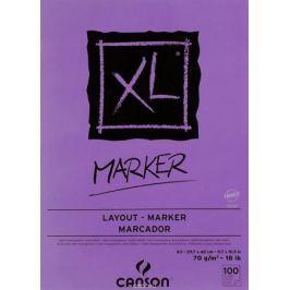 Canson Альбом для маркера Xl 29,7 х 42 см 100 листов
