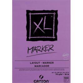 Canson Альбом для маркера Xl 21 х 29,7 см 100 листов