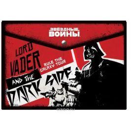 Lucasfilm Папка-конверт на кнопке Star Wars формат А4