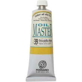 Ferrario Краска масляная Oil Master цвет №39 светло-желтая охра