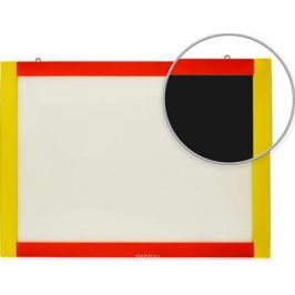 Анданте Доска магнитно-маркерная-меловая с магнитами 40 х 50 см