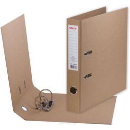 Staff Папка-регистратор цвет коричневый 225943