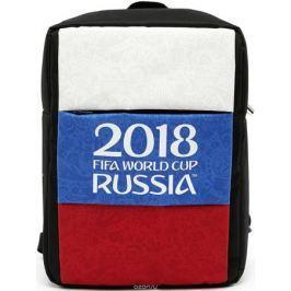 Crown Micro CM-F-BC8003 FIFA 2018, Black рюкзак для ноутбука 15,6