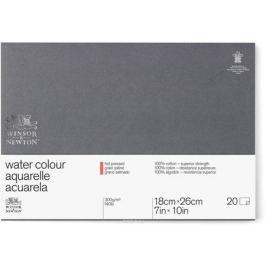 Winsor&Newton Блок для акварели Professional 20 листов 18 x 26 см