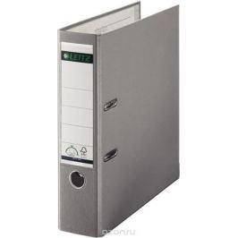 Leitz Папка-регистратор 180° обложка 80 мм цвет серый