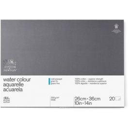 Winsor&Newton Блок для акварели Professional 20 листов формат A4+ 6663264