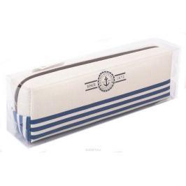 Calligrata Пенал школьный Морской стиль цвет синий 2873679