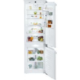 Встраиваемый двухкамерный холодильник Liebherr ICBN 3376-21