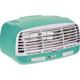 Электронный воздухоочиститель Супер-плюс Турбо зеленый