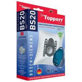 Набор пылесборники + фильтры Topperr 1401 BS 20