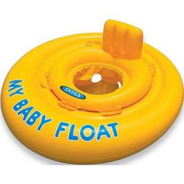 Надувной круг с сидением и со спинкой Intex My Baby Float 59574