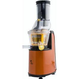 Соковыжималка универсальная Kitfort КТ-1102-1 оранжевая
