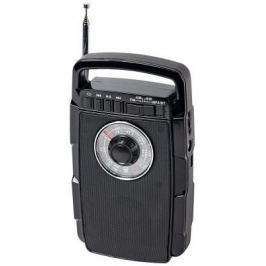 Портативный радиоприемник MAX MR-322 черный