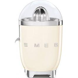 Соковыжималка для цитрусовых Smeg CJF 01 CREU кремовая