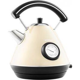 Чайник электрический Kitfort KT-687-3 бежевый