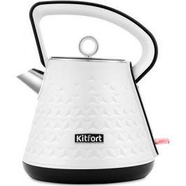 Чайник Kitfort КТ-693-1 белый