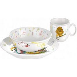 Набор посуды Tescoma BAMBINI музыканты 3 шт. 667960