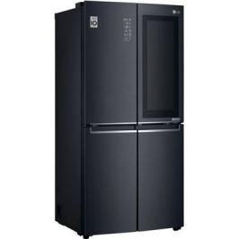 Многокамерный холодильник LG GC-Q 22 FTBKL черный