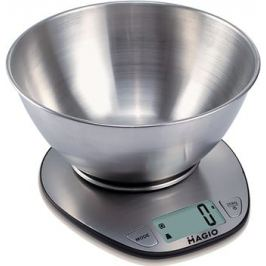 Кухонные весы MAGIO MG-691 серебристый