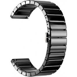 Ремешок для часов Lyambda для часов 22 mm LIBERTAS DSG-09-04T-22-BK Black