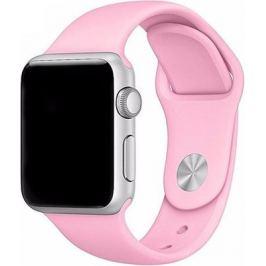 Ремешок спортивный Eva для Apple Watch 38mm Розовый (AVA001P)