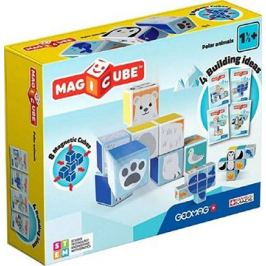 Конструктор Geomag (MagiCube Полярные друзья 10 дет.) 134