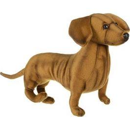 Мягкая игрушка Hansa Creation 6420 Такса стоящая 42 см