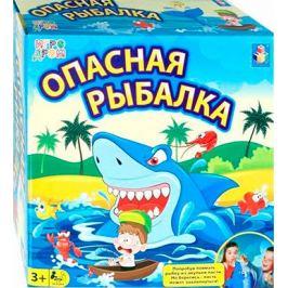 Игра настольная 1 Toy ИГРОДРОМ ''Опасная рыбалка'' Т13562
