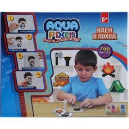 Набор для творчества 1 Toy Aqua Pixels ''Идем в поход'' Т13070