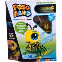Игрушка 1 Toy РобоЛайф Пчелка (модель для сборки) 3*АG13 бат (входят) 20х25х4 Т16238