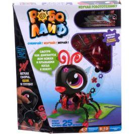 Игрушка 1 Toy РобоЛайф Божья Коровка (модель для сборки) 3*АG13 бат (входят) 20х25х4 Т16239