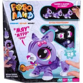 Игрушка 1 Toy РобоЛайф Котенок интерактивный (модель для сборки) со звук. эффект. 2*АА бат (не входят) 30х28х5 5 Т