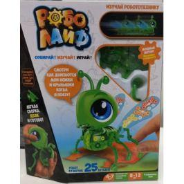 Игрушка 1 Toy РобоЛайф Кузнечик (модель для сборки) 3*АG13 бат (входят) 20х25х4 Т16240