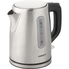 Чайник электрический Scarlett SC-EK21S91 сталь
