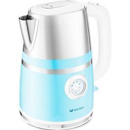 Чайник электрический Kitfort KT-670-4 голубой