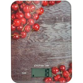 Кухонные весы Polaris PKS 1046DG Cherry электрон.