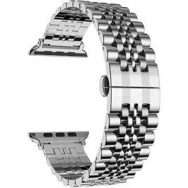 Ремешок для часов Lyambda для Apple Watch 38/40 mm CASTOR DS-APG-04-40-SL Silver